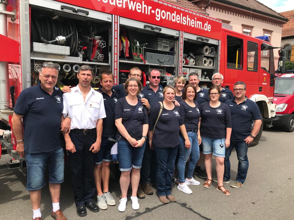 Feuerwehr Gondelsheim